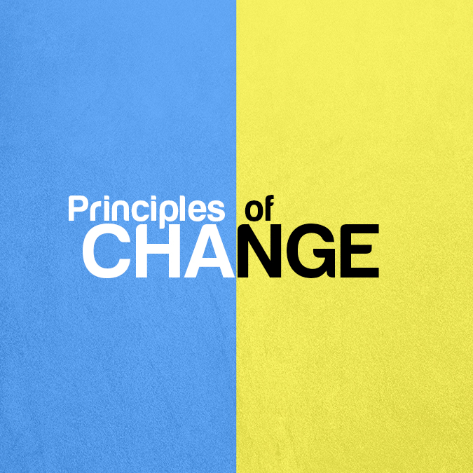 Principles of Change podcast