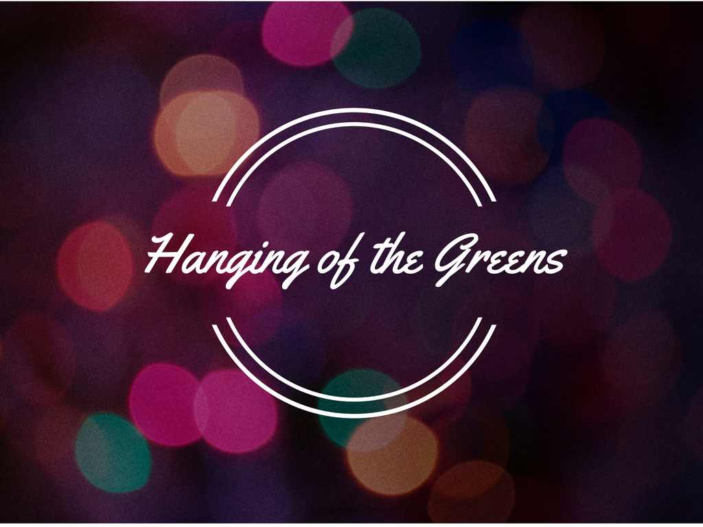 hanging-of-the-greens